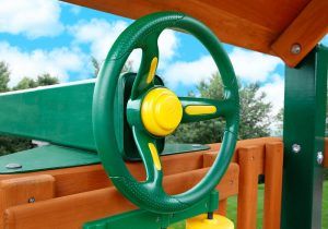 Gorilla Playsets Rally Racing Wheel
